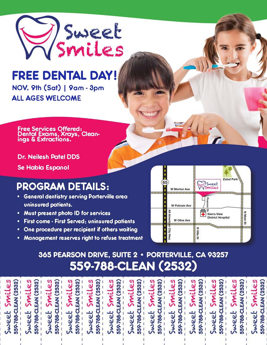 Free Dentist in San Pablo